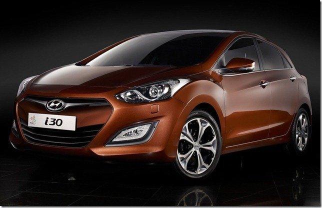Novo Hyundai i30 chegará ao Brasil com motor flex