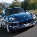 Porsche Cayenne está envolvido em recall no Brasil