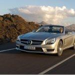 Novo Mercedes SL 63 AMG gera até 564cv