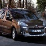 Peugeot revela o Partner 2012
