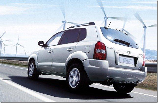 Hyundai Tucson Flex deverá ser lançado este mês – ix35 flex também