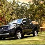 Mitsubishi lança novas versões da L200 Triton