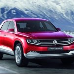 Volkswagen Cross Coupé agora é movido a diesel