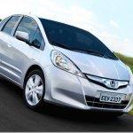 Honda Fit 2013 ganha nova versão e chega a partir de R$ 51.800