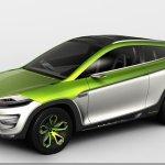 Magna Steyr levará o conceito MILA Coupic para Genebra