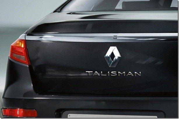 Novo logotipo faz do Samsung SM7 o Renault Talisman