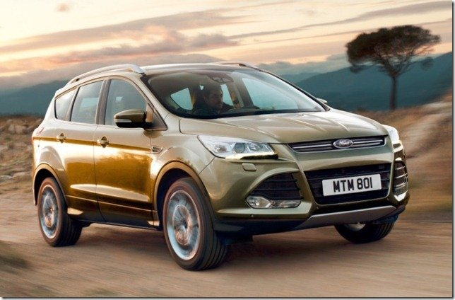 Ford apresenta o novo Kuga