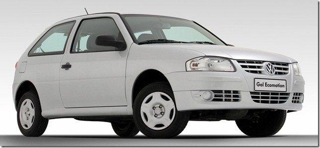 Há 17 anos não se vendia tão pouco carro 1.0