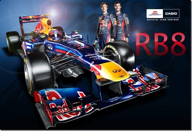Guia F1 2012 – Red Bull: Senhores, às armas!