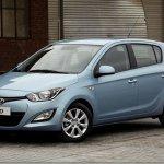 Hyundai i20 recebe reestilização