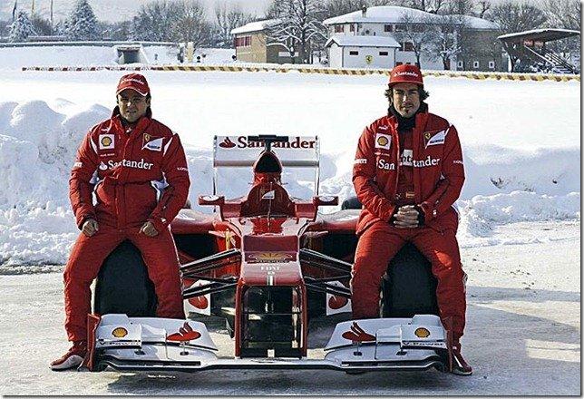 Guia F1 2012 – Ferrari: Do caos a… Onde mesmo?