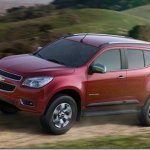 Esta é a nova Chevrolet TrailBlazer 2013 definitiva