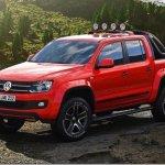 Volkswagen Amarok Canyon é mostrada como conceito em Genebra