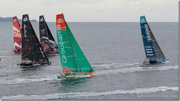 Volvo Ocean Race – A Fórmula 1 dos mares