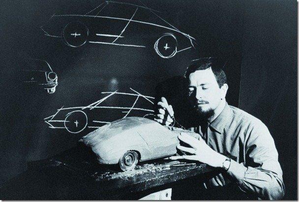 Morre Ferdinand Alexander Porsche, o criador do 911