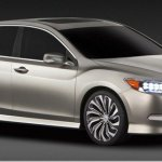 Acura RLX Concept chega perto da realidade