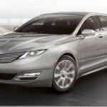 Novo Lincoln MKZ mostra sua cara