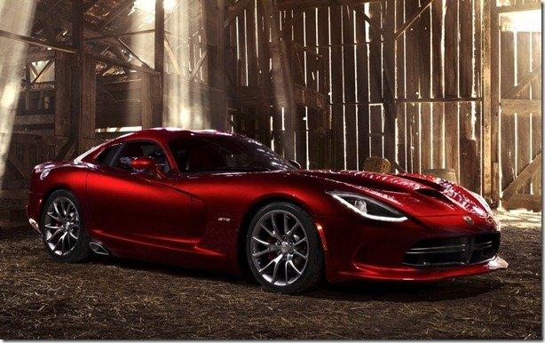 SRT Viper 2013 – A víbora está de volta