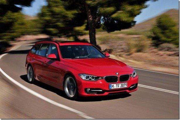 BMW revela o novo Série 3 Touring