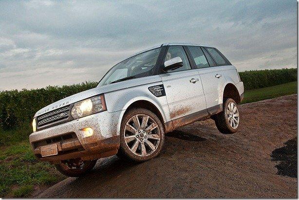 Land Rover Discovery 4 e Range Rover Sport tem preços divulgados