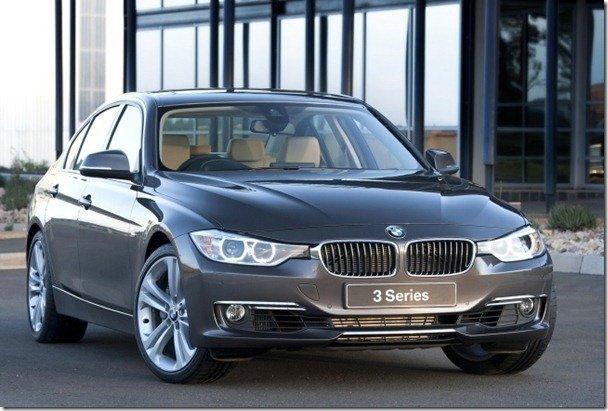 BMW Série 3 ganha versão de entrada 316i