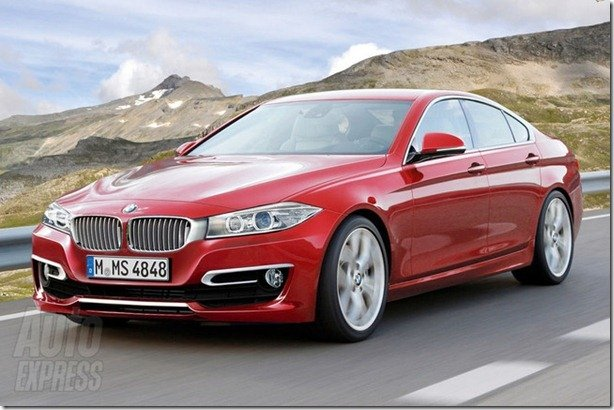 BMW Série 4 poderá surgir com conversível e cupês