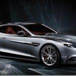 Novo Aston Martin Vanquish tem primeiras imagens reveladas