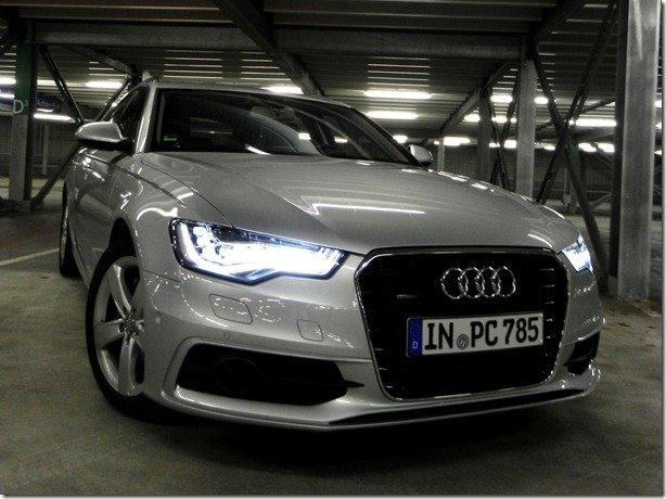 Audi A6 Avant 3.0 TDI – Um caso de múltipla personalidade (Parte 2)