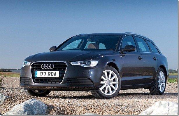Audi A6 Avant parte dos R$ 330.990