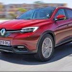 Renault prepara um Megane SUV