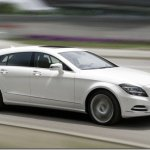 Mercedes revela o CLS Shooting Brake