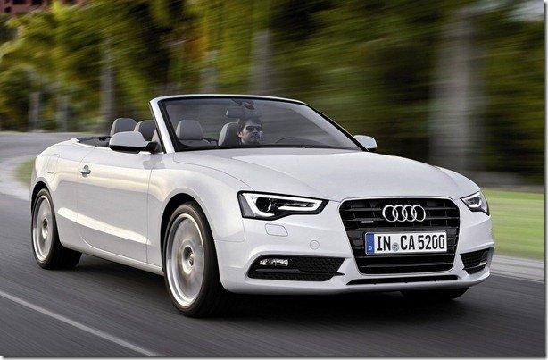 Audi A5 Cabriolet 2012, com atualizações, chega ao mercado