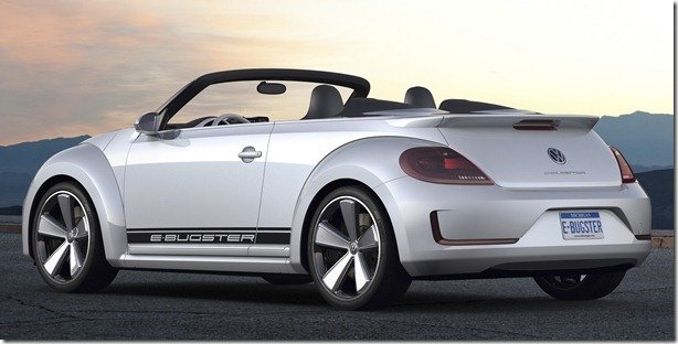 Volkswagen confirma Beetle Cabriolet para o final do ano