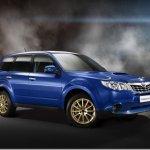 Subaru Forester tS tem visual criado pela STI e motor 2.5 Turbo