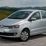 Airbags e ABS de série para Volkswagen Fox 1.6