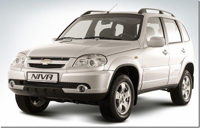Chevrolet e Lada confirmam novo Niva para 2015