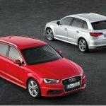 Audi mostra a nova geração do A3 Sportback