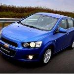 Chevrolet Sonic LT 2013 terá opção de câmbio automático