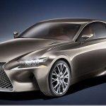 Lexus LF-CC antecipa a nova geração do IS