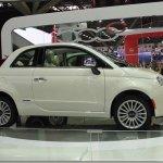 Salão de São Paulo – Fiat apresenta 500 Cabrio e séries especiais de Siena, Palio e Linea