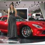 Salão de São Paulo – Viper abrilhanta estande da Chrysler; Durango e Grand Cherokee Diesel chegam em breve
