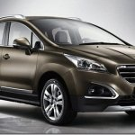 Dongfeng-Peugeot mostra o 3008 2013