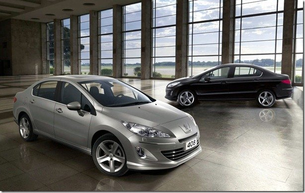 Peugeot 408 ganha serie especial Limited