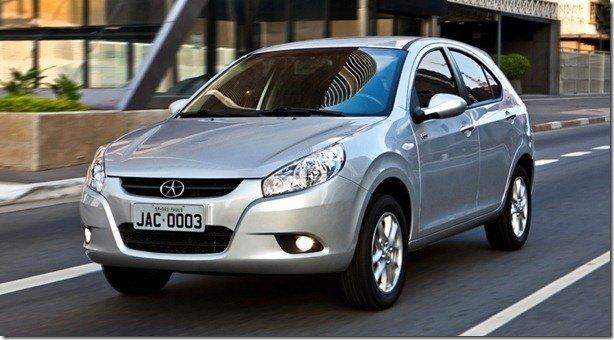 JAC reduz preços de seus modelos – J3 parte dos R$ 33.990