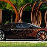 Bugatti Veyron Grand Sport Venet é apresentado