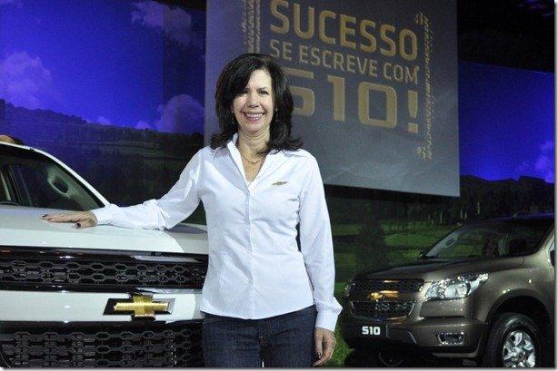 Grace Lieblein deixa a presidência da GM do Brasil