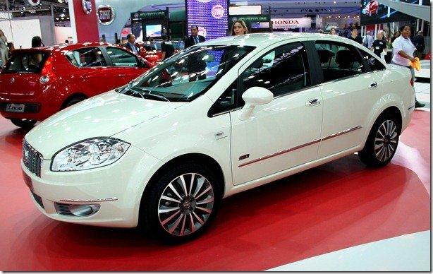 Fiat Linea ganha série especial Sublime