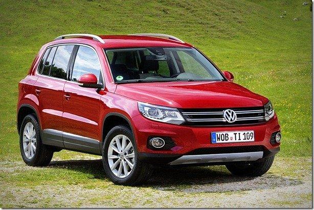 Volkswagen Tiguan e Audi A4 e Q3 podem ser produzidos no Brasil