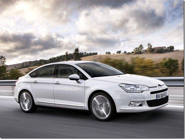 Citroën C5 deixa de ser importado