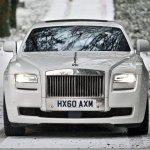 Rolls Royce bateu recorde histórico de vendas em 2012